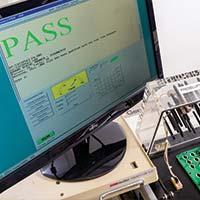 Prüfung auf In-Circuit-Prüfsysteme