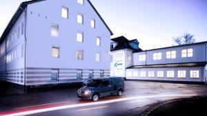 Gebäude Burger electronics Villingen-Schwenningen